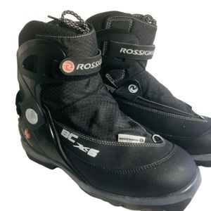 Rossignol BCX-6 Men's 10 Black Snow Board Boots.